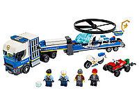 Серия конструктора Bela Ситис и Урбан «Полицейский вертолетный транспорт»