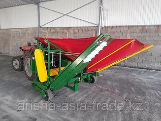 Оборудование по сбору урожая миндаля Европа