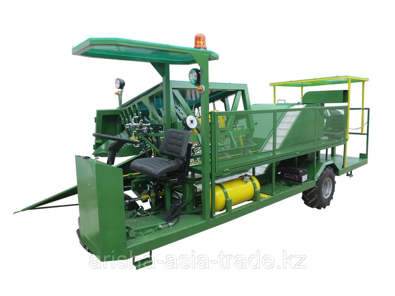 Оборудование по сбору урожая малины и смородины, ягод Европа