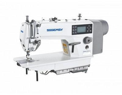 1 игольная промышленная швейная машина SGGEMSY SG 8960ME4, белый