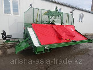 Оборудование по сбору урожая вишни и сливы Европа