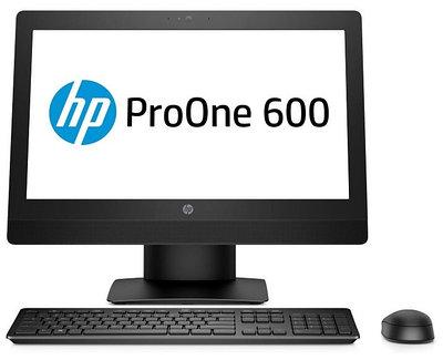 "Моноблок HP Pro One 600 G3, 21.5""FHD,Core i5 6500-3.2GHz/4Gb/500Gb/Intel HD/DVD-RW/WL/BT/KB&M/W7Pro"