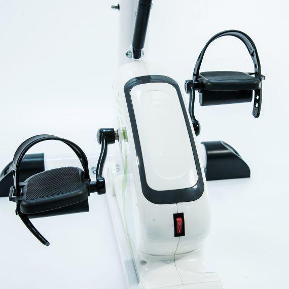 Велотренажер педальный двухмоторный Мега-Оптим HSM-20CE - фото 3