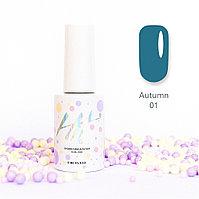 """Гель-лак ТМ """"HIT gel"""" №01 Autumn"""