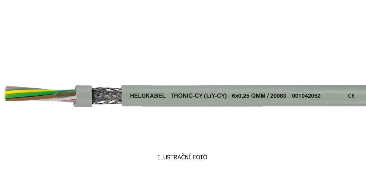 Кабель TRONIC-CY (LiY-CY) 3x0.14