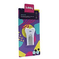 LUBBY Фиксатор, для раздвижных окон и дверей, ABS-пластиковые