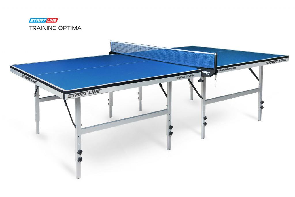 Теннисный стол Training Optima blue