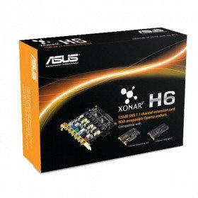Плата расширения звуковых карт ASUS Xonar HDAV H6