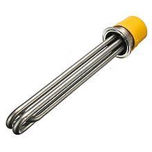 ТЭН нагревательный,стальная основа, 4.5 кВт DN32 (42мм)