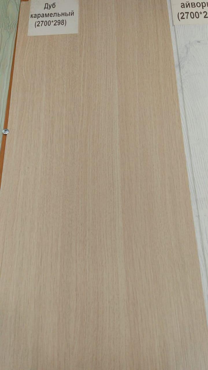 Декоративный стеновой панель из МДФ Панель, Дуб карамельный