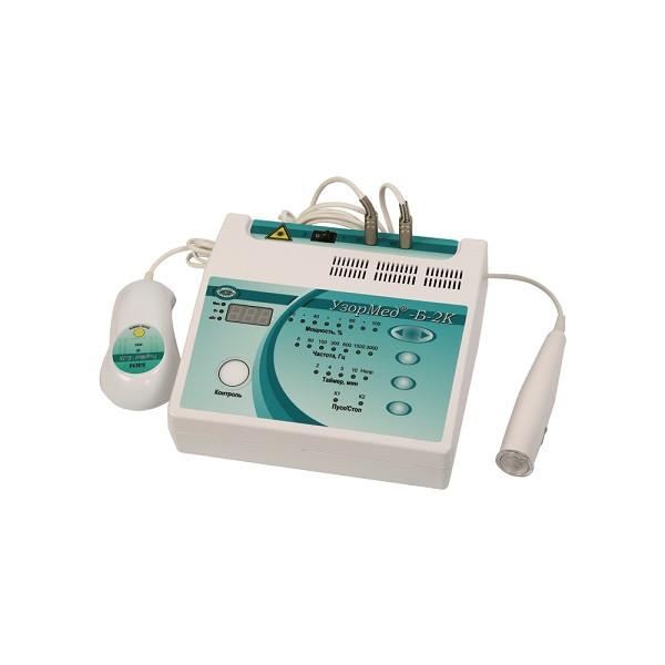 Аппарат лазерный терапевтический «УзорМед®-Б-2К».