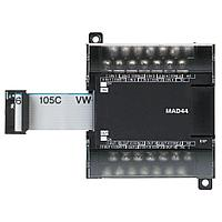 Модуль расширения для контроллеров CP1, 4 аналоговых входа и 4 аналоговых выхода, разрешение 1/12000