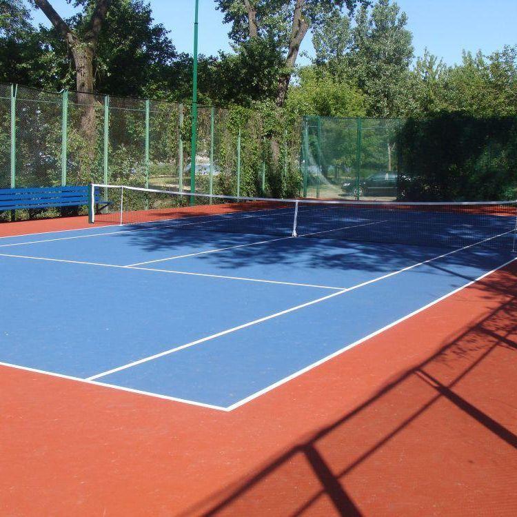 Покрытие для большого тенниса