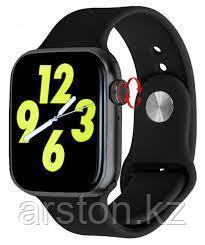 Водонепроницаемые умные часы Smart Watch W26 (Черный)