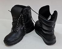 Ботинки кожаные мужские Берцы Рабочие Спецобувь Все размеры