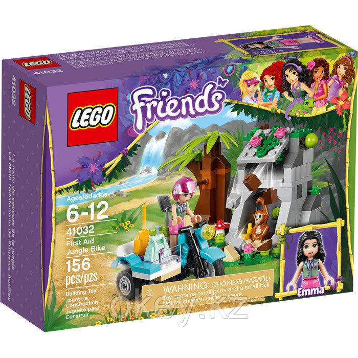 LEGO Friends: Мотоцикл скорой помощи 41032