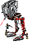 LEGO Star Wars: Диверсионный AT-ST 75254, фото 6