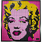 LEGO Art: Мэрилин Монро Энди Уорхола 31197, фото 2