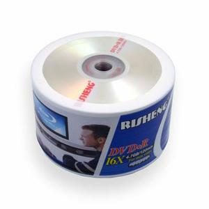 Диски Risheng DVD+R