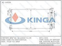 Радиатор охлаждения Mazda 626 , Cronos, Capella GF GW 1993-1996