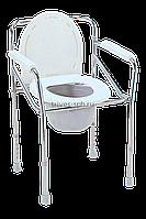 Кресло-туалет складное TRIVES (Россия)