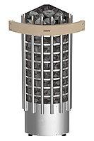 Печь электрическая Harvia Glow Corner TRC70E (без пульта, угловая)