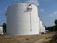 Резервуары рулонного типа