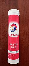 Пластичная смазка TOTAL MULTIS EP2