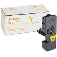 Тонер-картридж TK-5230Y 2 200 стр. Yellow для P5021cdn/cdw, M5521cdn/cdw