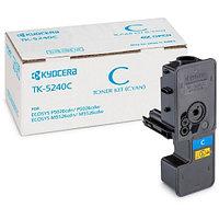 Тонер-картридж TK-5240C 3 000 стр. Cyan для P5026cdn/cdw, M5526cdn/cdw