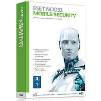 ESET NOD32 Mobile Security – коробка на 3 устройства на 1 год