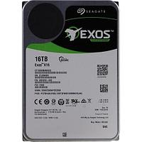 "Жесткий диск Exos X16 HDD 16TB 512E ST16000NM002G 3.5"" SAS 12Gb/s 256Mb 7200rpm"
