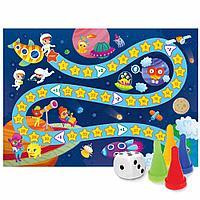 """Игра-ходилка с фишками для малышей """"В космосе"""", фото 1"""