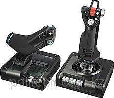 Контроллер для игровых симуляторов Logitech G X52 PROFESSIONAL H.O.T.A.S.