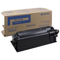 Тонер-картридж TK-3100 12 500 стр. Black для FS-2100D/2100DN/4100DN/4200DN/4300DN, M3040dn/M3540dn