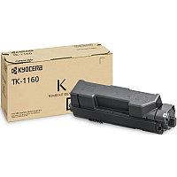 Тонер-картридж TK-1160 7 200 стр. для P2040dn/P2040dw