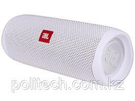 Портативная акустическая система JBL Flip 5 цвет белый