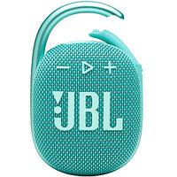 Портативная акустическая система  JBL CLIP 4, бирюзовая