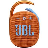 Портативная акустическая система  JBL CLIP 4, оранжевая