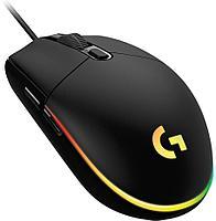 Мышь игровая Logitech G102 LIGHTSYNC, Black