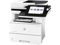 МФУ HP LaserJet Enterprise M528dn (1PV64A), белый