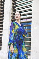 Платье с космической расцветкой, фото 1