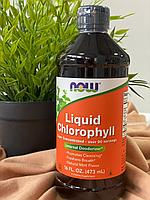 Liquid Chlorophyll NOW 473ml