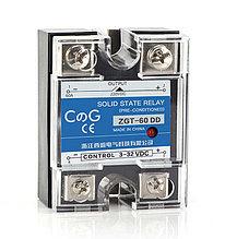 Твердотельное реле ZGT-60DD постоянного тока