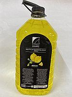 Средство для мытья посуды «Iridium» , 5 л, лимон