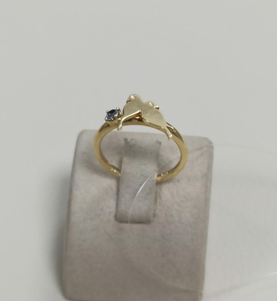 Золотое кольцо / Roberto Bravo / 16,5 размер