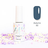 """Гель-лак ТМ """"HIT gel"""" №02 Autumn"""