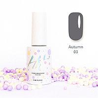 """Гель-лак ТМ """"HIT gel"""" №03 Autumn"""