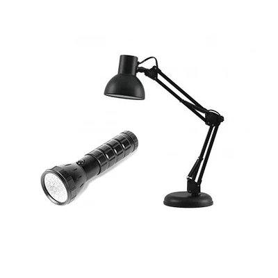 Светильники и лампочки сменные