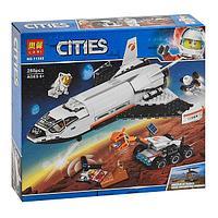 Конструктор Bela City Шаттл для исследований Марса 285 деталей 11385 (City 60226)